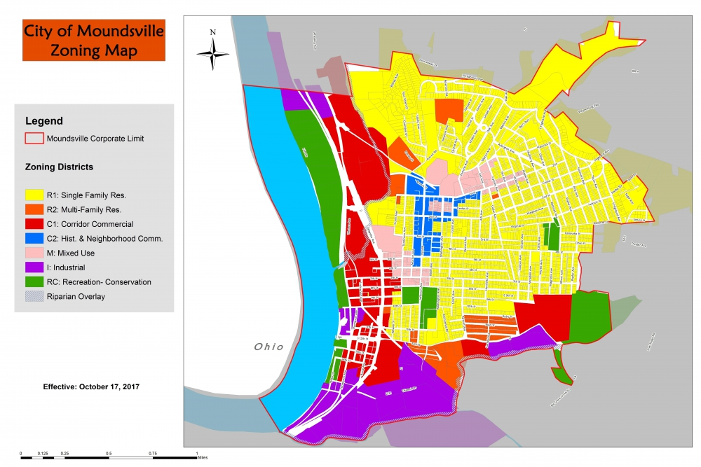 Image of City Zoning Map