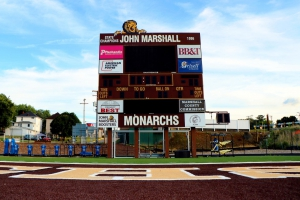 Image of John Marshall High School Field