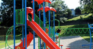 Image of Public Park Slides